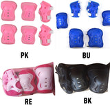Kid Roller Skating Skateboard Elbow Knee Pads