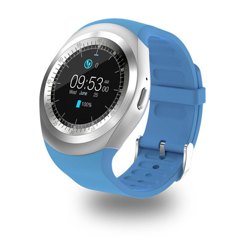 Android Smartwatch Phone Call GSM Sim Remote Camera