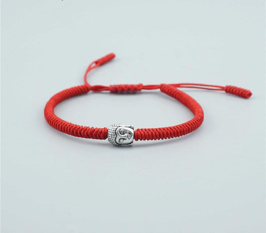 Tibetan Buddhist Prayer Lucky Charm Bracelets
