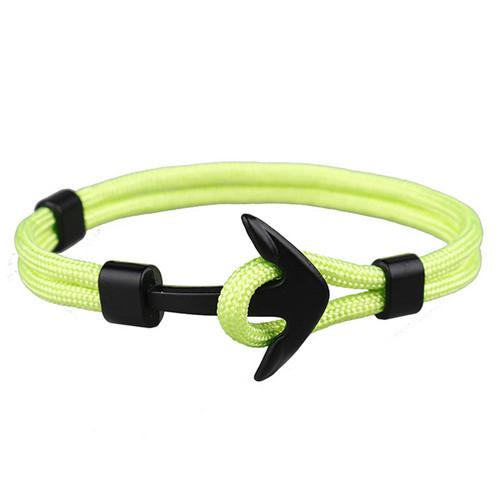 Premium Survival Rope Anchor Bracelets