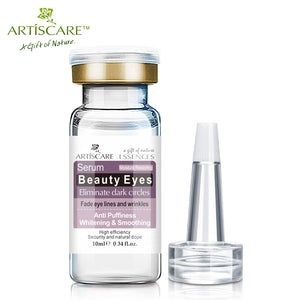 Anti Puffiness Dark Circles Eye Serum Anti-Aging and Anti Wrinkle Cream Whitening