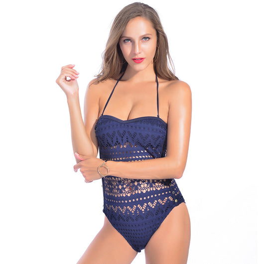 Crochet Sexy Push Up Swimsuit