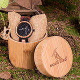 Bamboo Wooden Lover Couple Watches