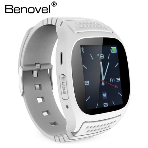 Bluetooth Wrist Smart Watch