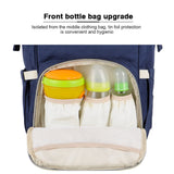 Large Capacity Baby Diaper Bag