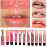 1 Pigmented Colors Liquid Lipsticks Lip Glosses Matte Long Lasting Healthy Awesome Velvets Effects