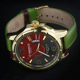 Famous Design Leisure Business Leather Watch