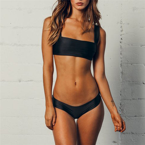 Image of Beach Push Up Swimsuit