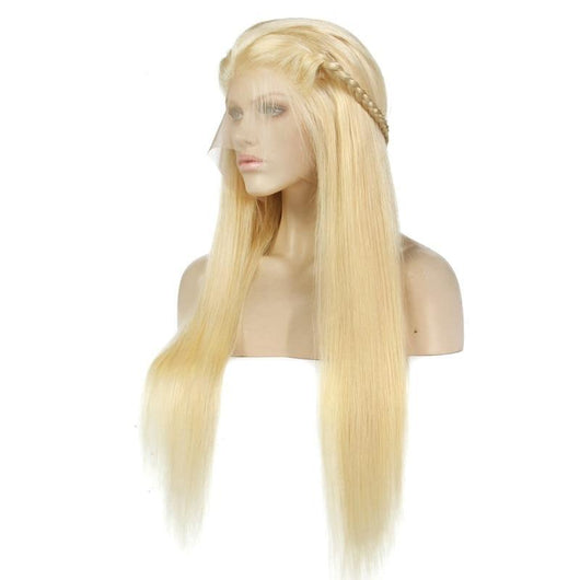 Brazilian Remy Human Blonde Hair