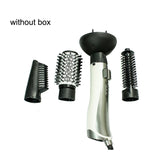 Automatic Hair Brush
