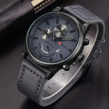 Curren Men's Fashion Casual Sport Wristwatch