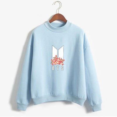 Kpop BTS Bangtan Boys Album Autumn Fleece Winter Hoodies