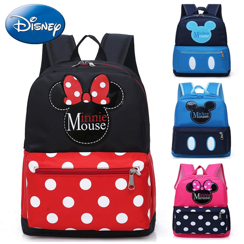 f8f9c52ce58 Cute Mickey Kindergarten Backpack – Alltrendystuff.com
