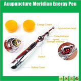 Electronic Acupuncture Pen Electric Meridians Laser