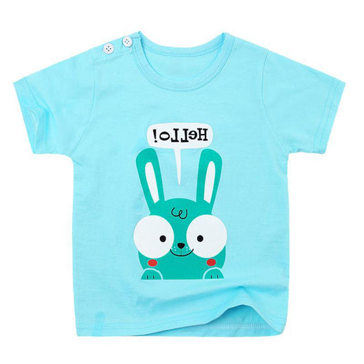 Summer Baby Girls & Boys T Shirt