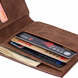 New Design Dollar Price Top Slim Men Wallet