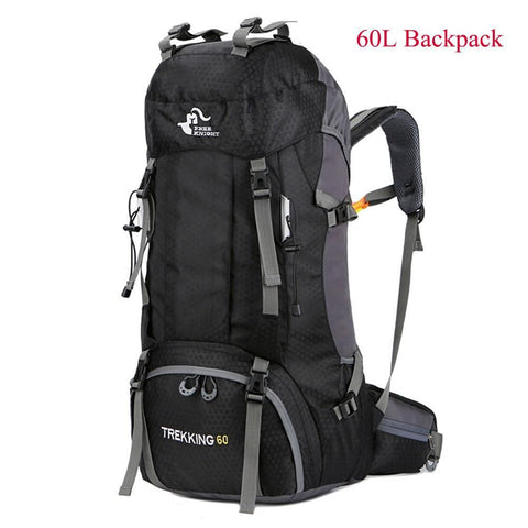 60L Waterproof Hiking Backpack