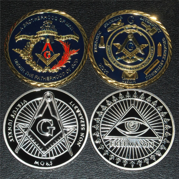 Metal Craft Freemason