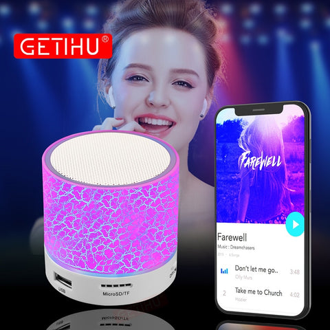 Image of Wireless Portable Bluetooth Speaker