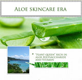 Bioaqua Aloe Vera Gel Face Moisturizer Anti Wrinkle Cream Acne Scar Skin