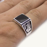 Limited Edition Forever Men Biker Rings
