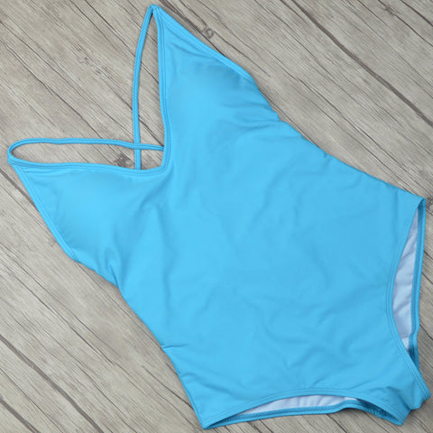 Image of Sexy One Piece May Women Fused Swimwear