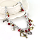 The Walking Dead Charm Bracelet