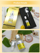 Deep Relieve Wrinkle Firming Essence Eye Serum Collagen Anti-Aging Eye Care