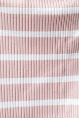 Off Shoulder Sexy Striped Top Tees