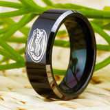 Limited Edition Florida Gators Tungsten Wedding Band