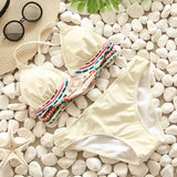 Push Up Beach Swimwear