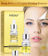 Anti-Wrinkle Nourishing Eyes Cream Relieve Wrinkle Firming Essence Eye Serum