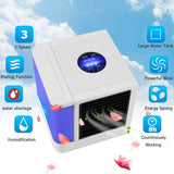3rd Generation 7 Colors Mini Air Conditioner