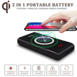Qi Wireless Charger for iPhone X 8  Xiaomi & Samsung