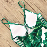 Green Leaf Bodysuit