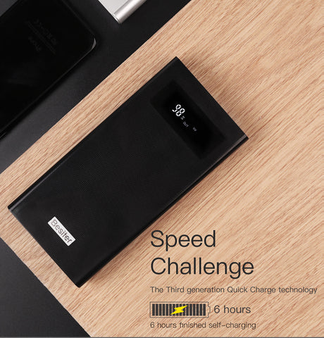 Image of 20000 mAh For Xiaomi Mi 2 Quick Charge 3.0 PowerBank Portable Charger