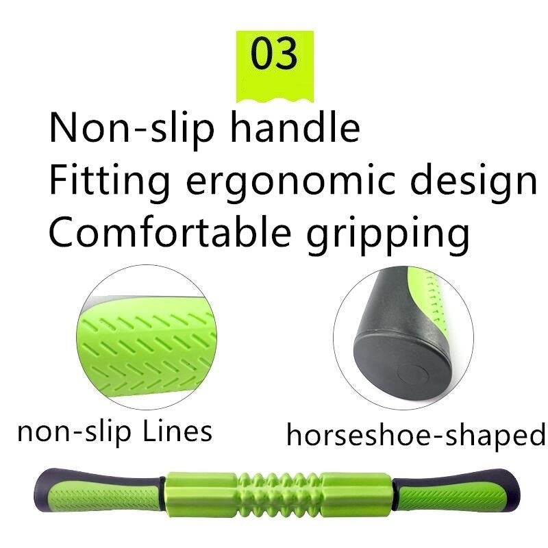 Foam Muscle Roller Stick