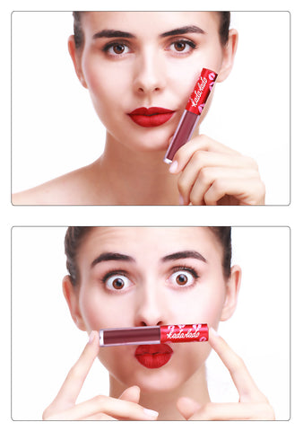 Long Lasting Liquid Matte Lipstick Pen Lip Gloss Cosmetics