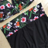 Vintage Large Size Bathing Suit For Women