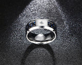 Premium Masonic Stainless Steel Punk Wedding Ring