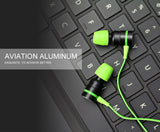 G20 In-ear Earphone With Microphone Wired Magnetic Gaming Headset