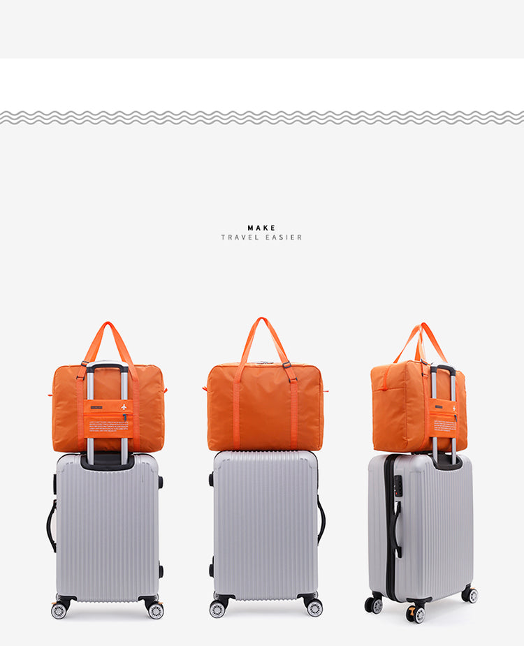 Premium Travel Folding Bag
