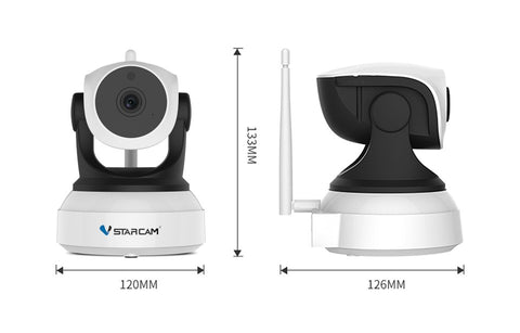 Image of Wireless Video Surveillance HD IP Camera