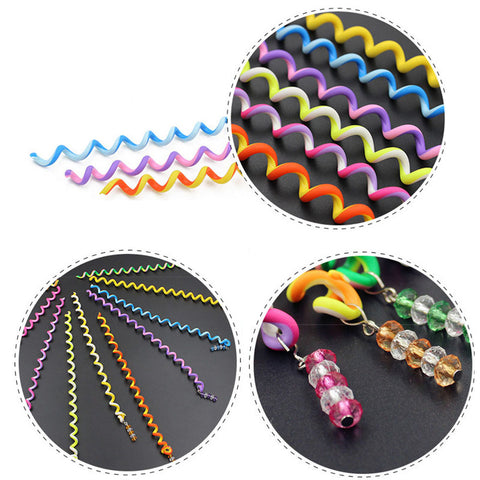 Rainbow Color Headband Cute Girls Hair Band
