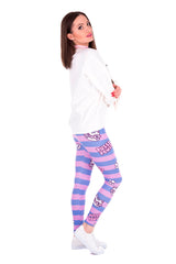 Unicorn And Sweets Fitness Legging