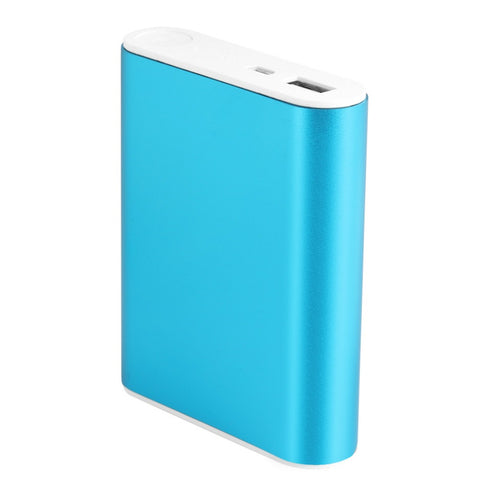 Portable Universal USB 5V 2.1A 4X 18650 Power Bank Case Kit Battery Charger