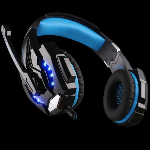 Image of Gaming Headset PS4 Earphone With Microphone