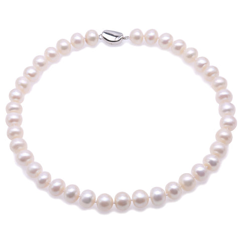 Image of 11.5-12.5MM Round Pearl Necklace