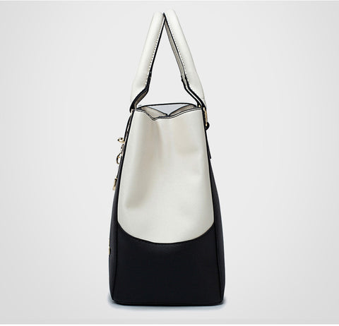 Image of Women's Tote Shoulder Purse Leather Crossbody Bag