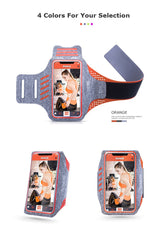 Water Resistant Cell Mobile Phone Running Armband